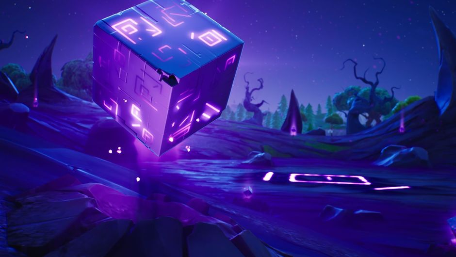 Fortnite's mysterious purple cube revealed in Season 6