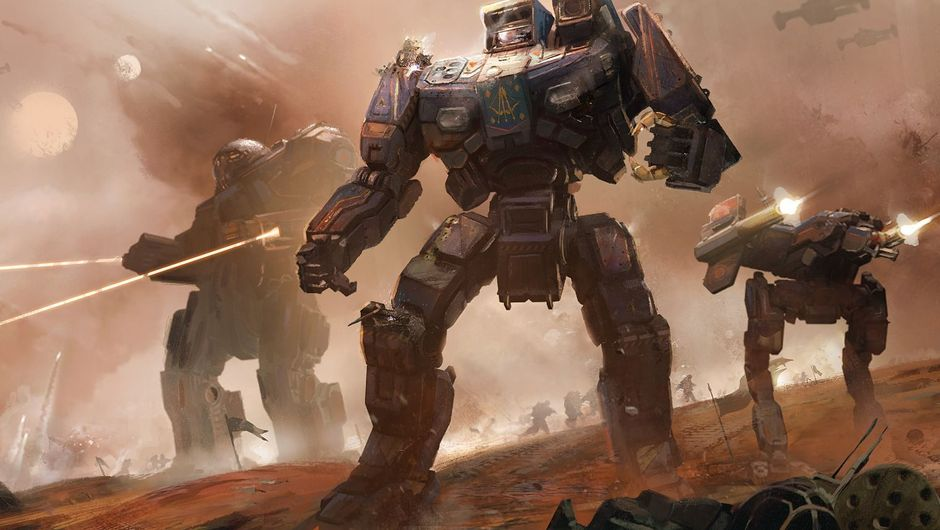 Battletech 2020 Mech List.Battletech Heavy Metal Dlc Brings Massive New Mechs