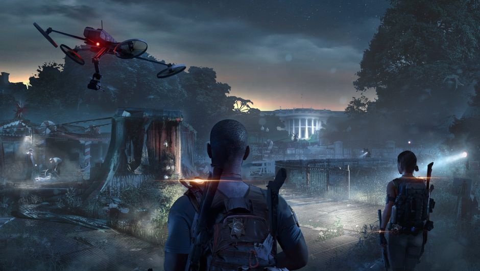The Division 2 Title Update 3 Arrives Without The Raid