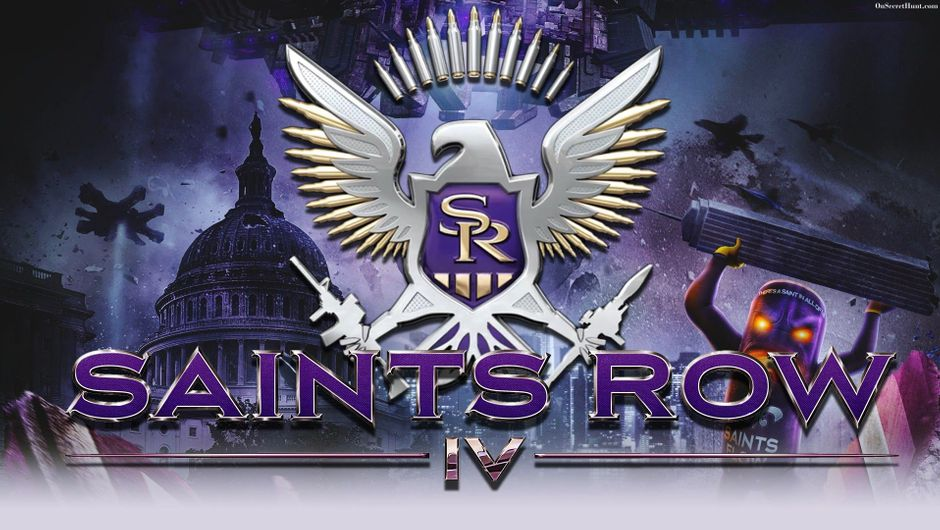 Promotional image for Saints Row IV