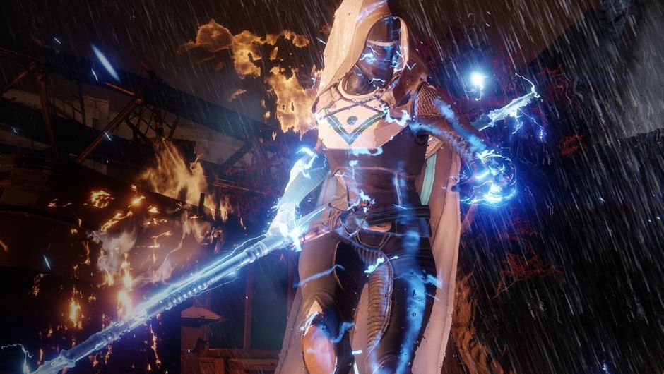 Arcstrider in Destiny 2