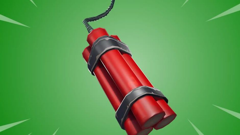 Fortnite's leaked item dynamite that's coming with Wild West LTM
