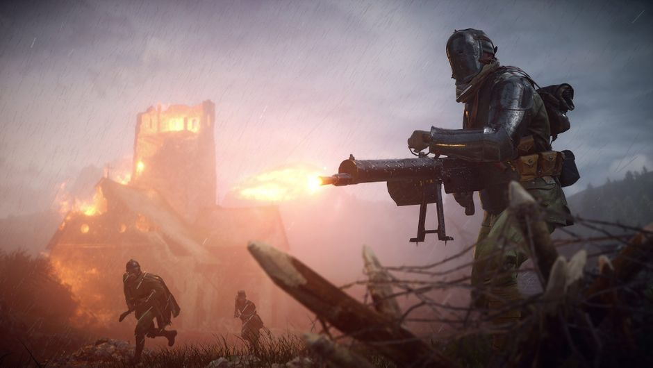 Battlefield 1 takes the franchise back to World War 1