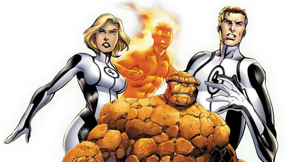 Marvel's Fantastic Four characters