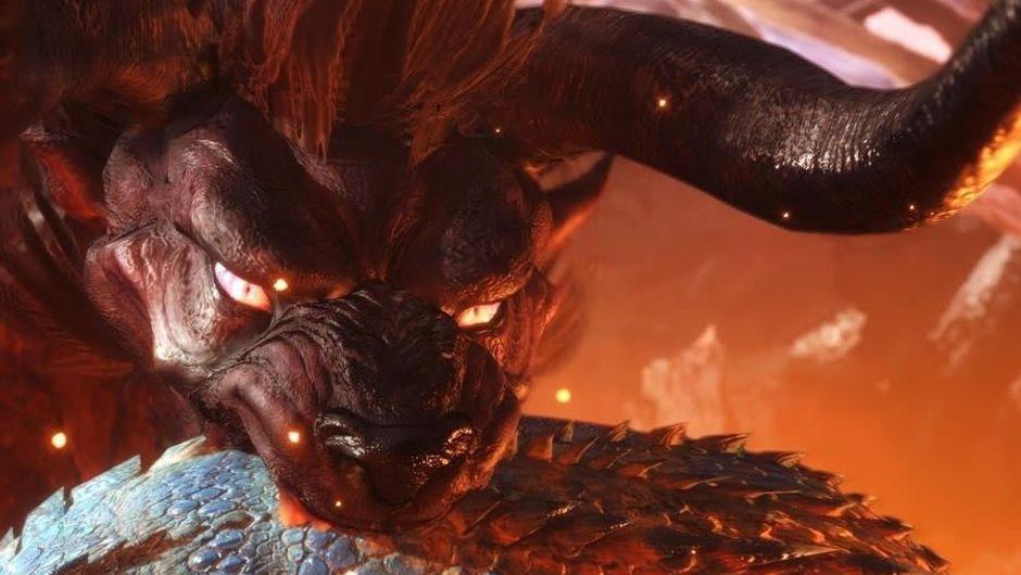 Behemoth, Monster Hunter: World's Final Fantasy XIV crossover