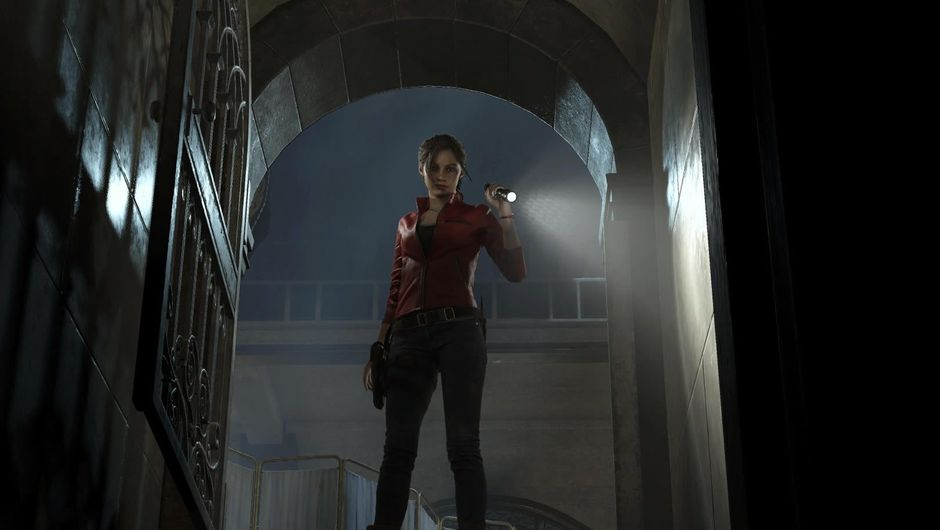 Claire, protagonist of Capcom's Resident Evil 2 and its 2019 remake