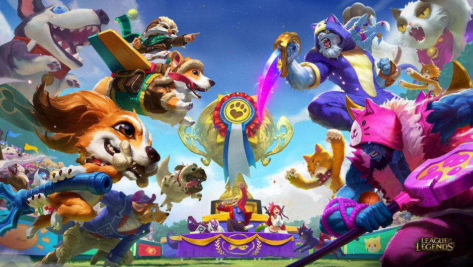 League Of Legends One For All Best Champions You Can Pick