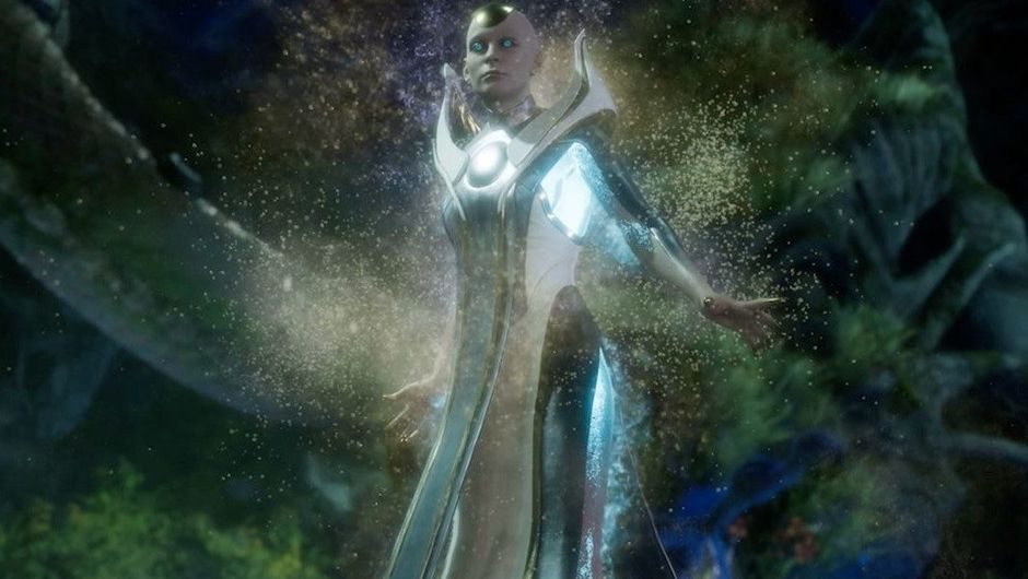 Picture of Kronika from Mortal Kombat 11