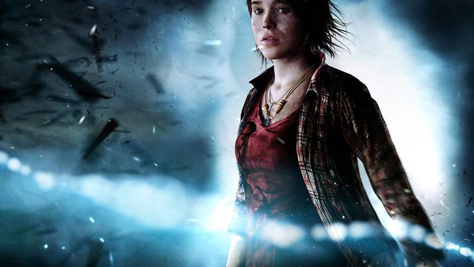 Picture of the protagonist from Beyond: Two Souls