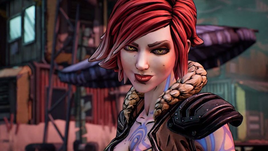 Picture of Lilith from Borderlands 2