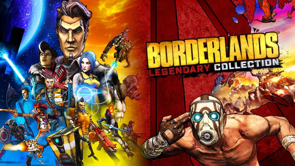 Borderlands Legendary Collection for Nintendo Switch