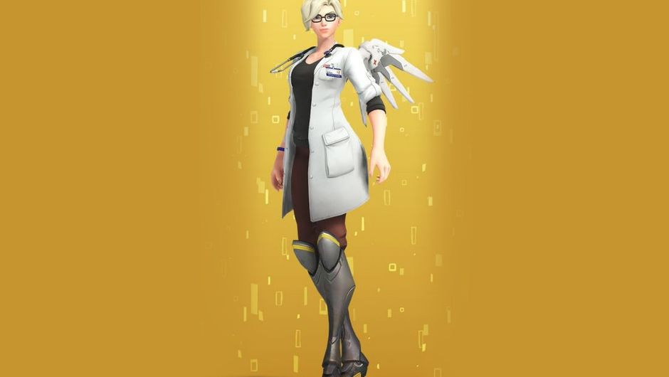Overwatch - Doctor Ziegler