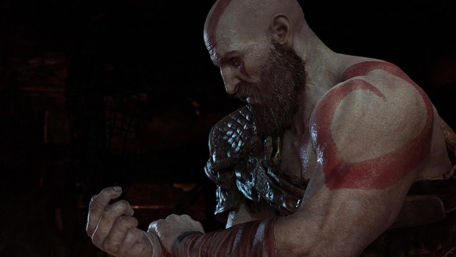 The protagonist of Sony Santa Monica's God of War game
