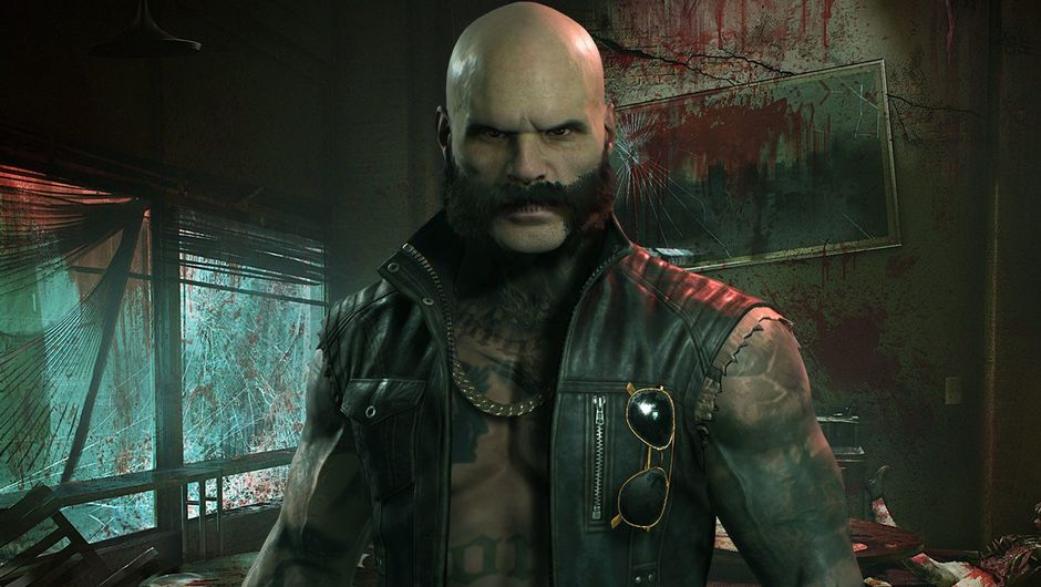 Picture of a Brujah from Vampire the Masquerade Bloodlines 2