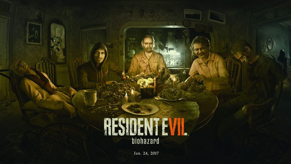 Picture of some cannibals in Resident Evil 7: Biohazard