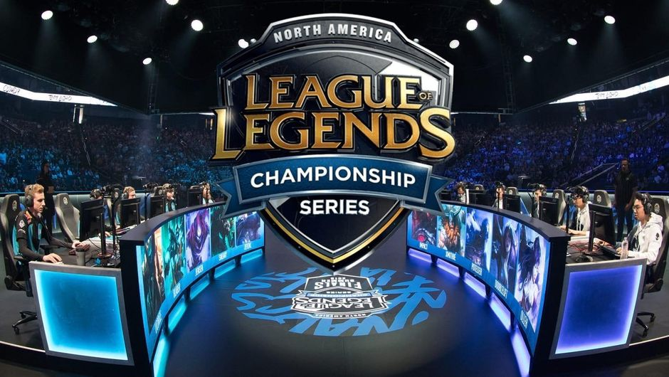 Promotional image for LCS 2019