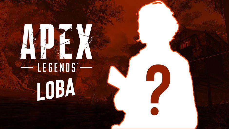 artwork showing Apex Legends - Loba