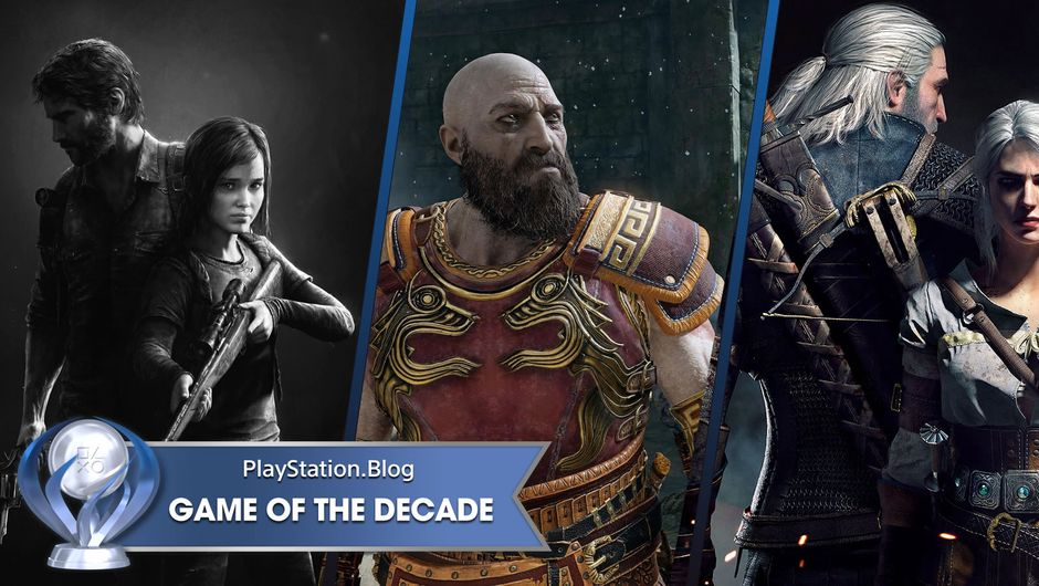 PS Blog, Game of the Decade winner and runners up