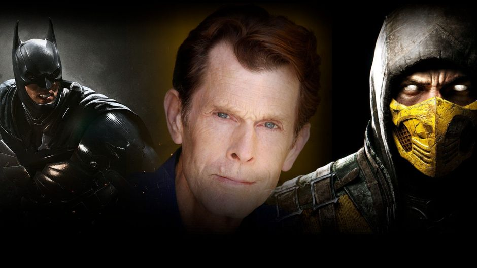 Picture of Batman, Kevin Conroy and Scorpion