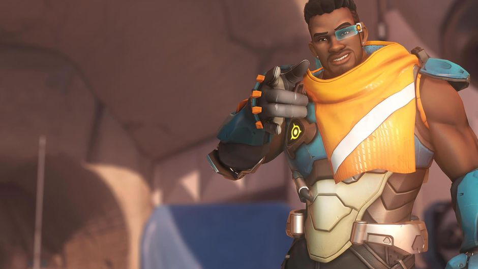 Overwatch's support hero added in February 2019 called Baptiste