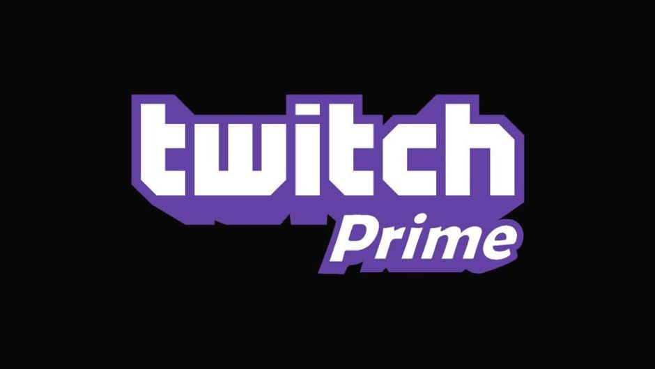 Logo for Amazon's service Twitch Prime