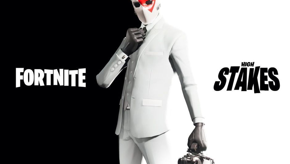 Fortnite's upcoming outfit called the Wild Card
