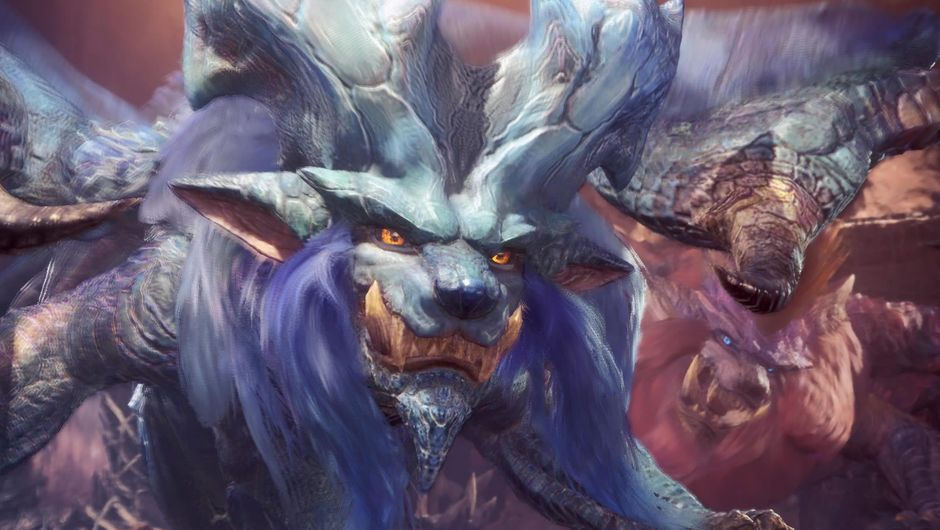 Lunastra, Capcom's addition to Monster Hunter: World