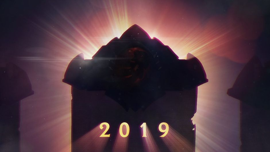 Teaser for the changes that will happen to League of Legends in season 9