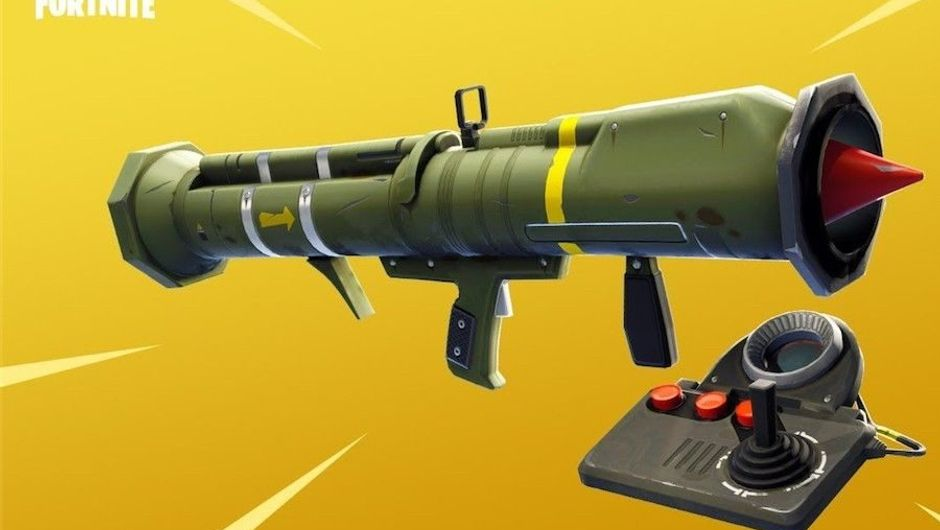 Fortnite's Guided Missile