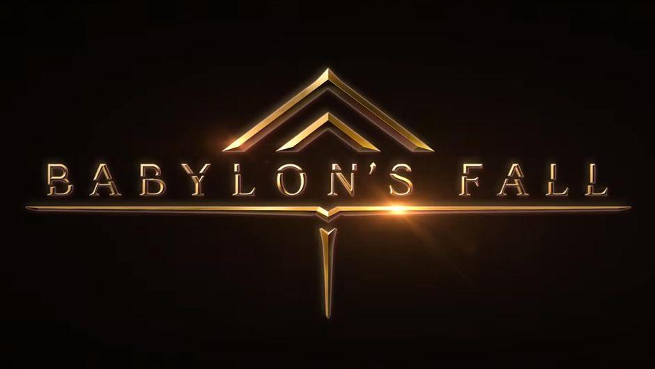 Babylon's Fall official logo