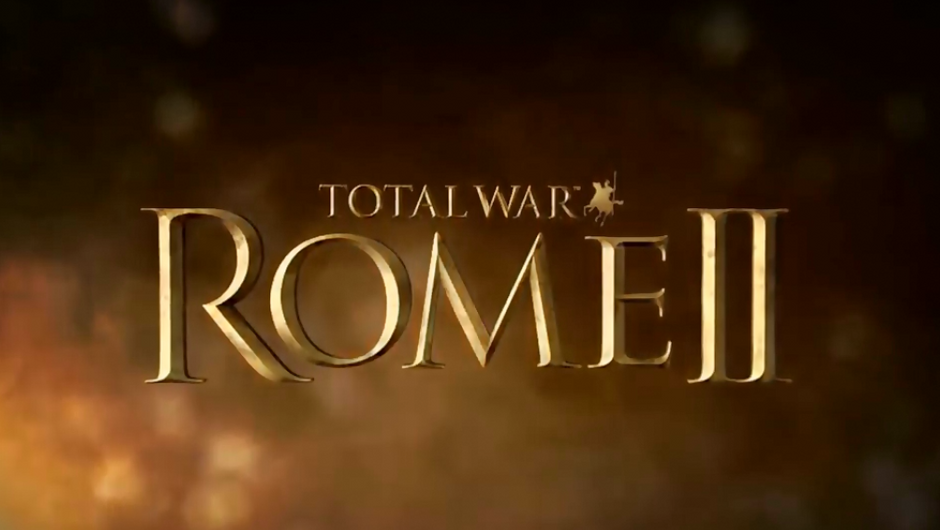 Total War: Rome 2 logo