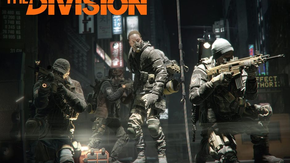 SHD agents are looking tacticool in The Division.