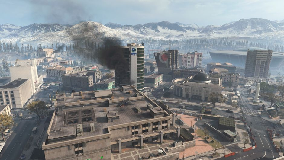 Call Of Duty Warzone Gets Interactive Map And Breakdown By Dev