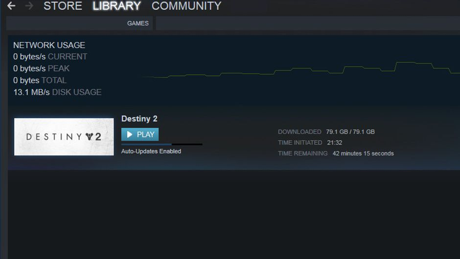 Get How Long Does It Take To Download Destiny 2  PNG