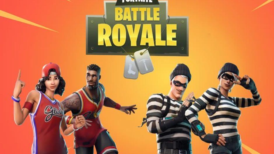 Four new skins datamined from Fortnite's patch v4.3