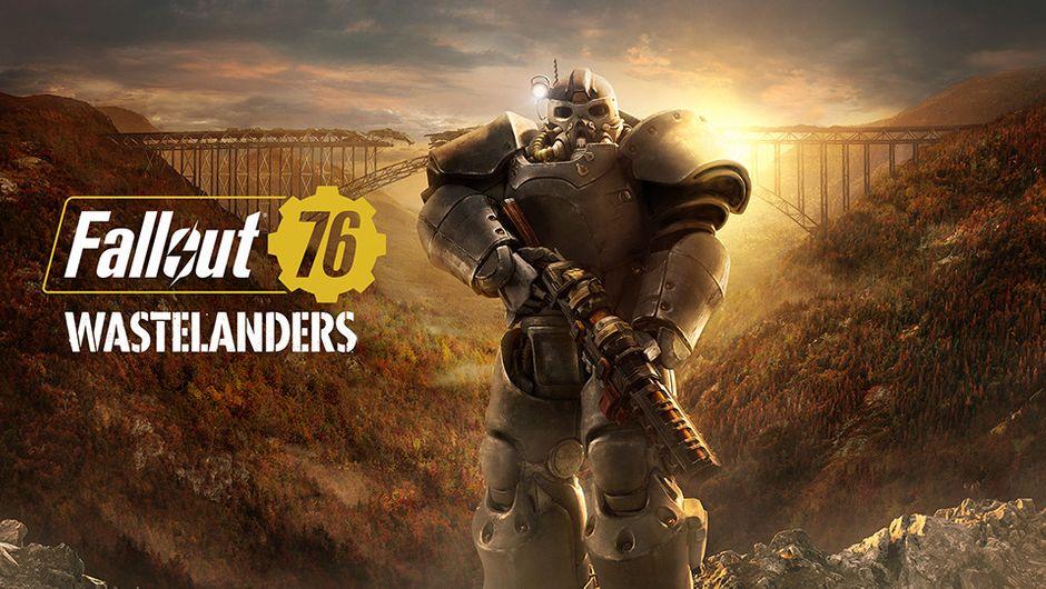 Fallout 76 Wastelanders promo image