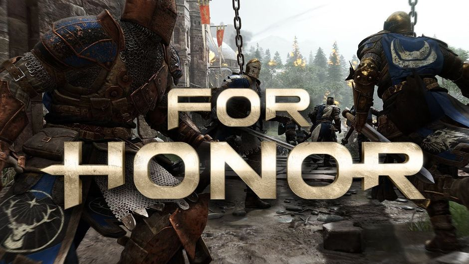 Knights rushing enemies in For Honor