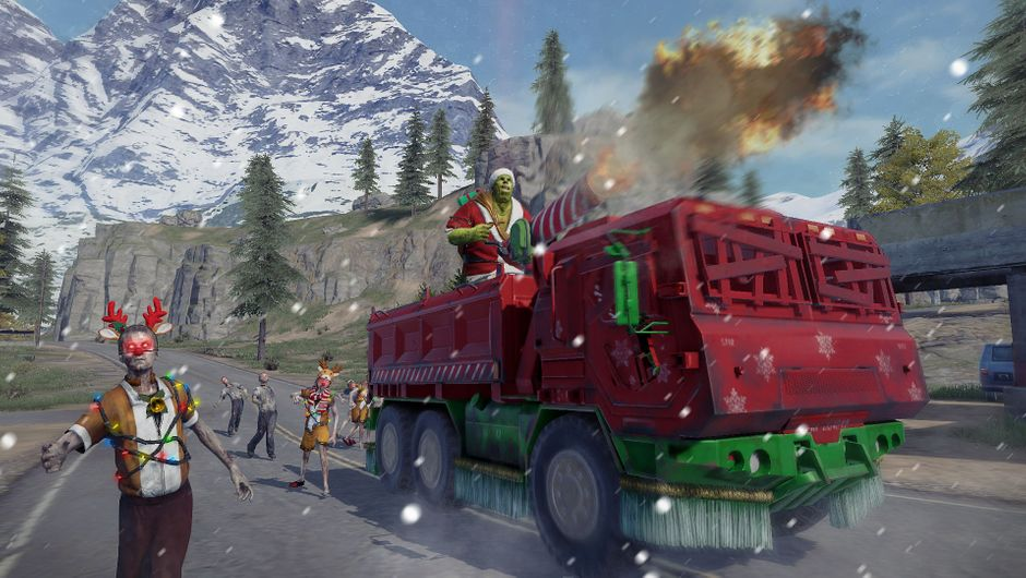 Call of Duty: Mobile Battle Royale - The holiday parade promo image
