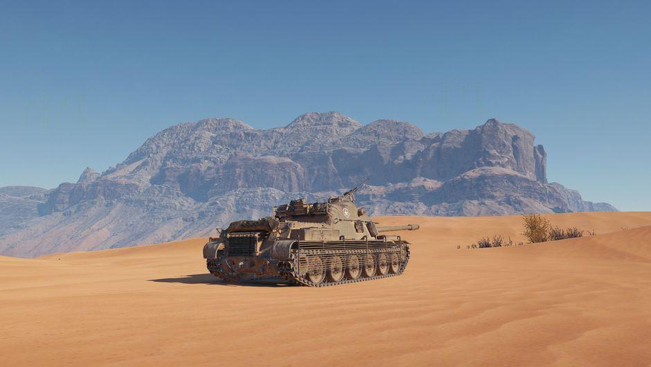 US super heavy tank destroyer