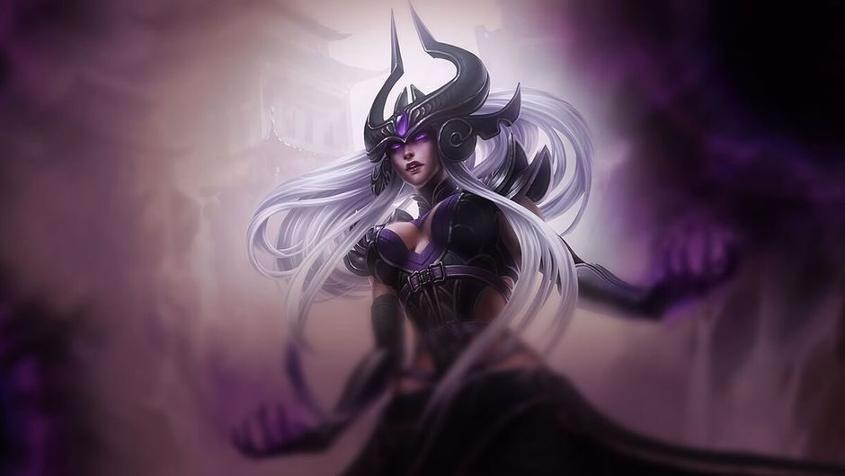 Picture of Syndra from League of Legends