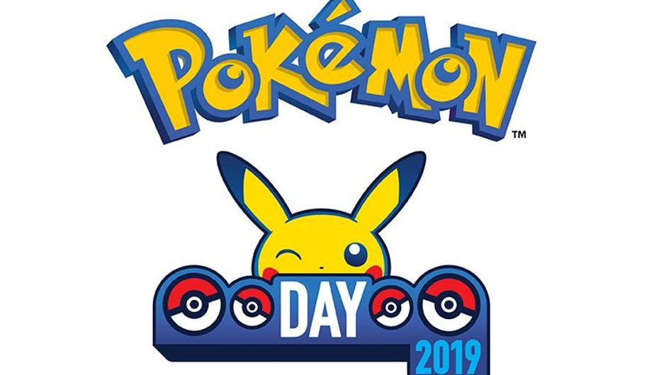 picture showing pikachu and pokemon logo