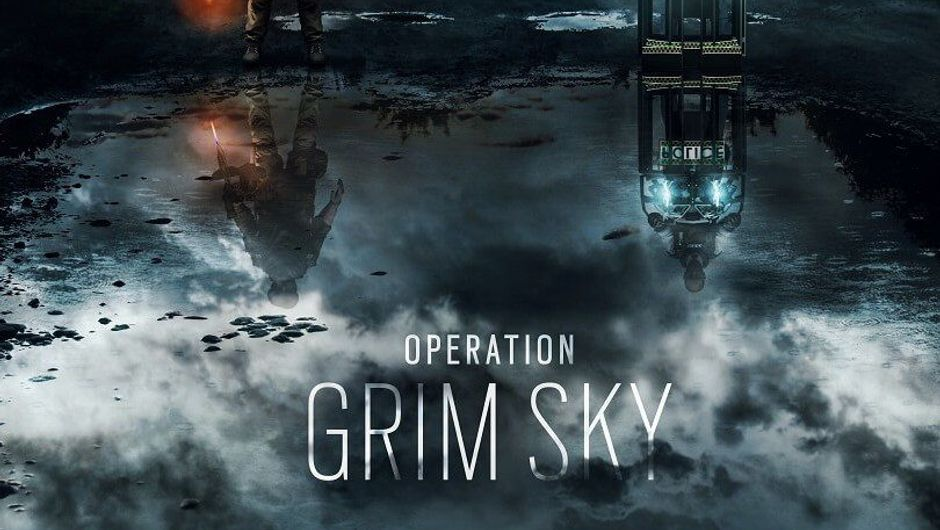 Teaser picture for Operation Grim Sky in Rainbow Six Siege