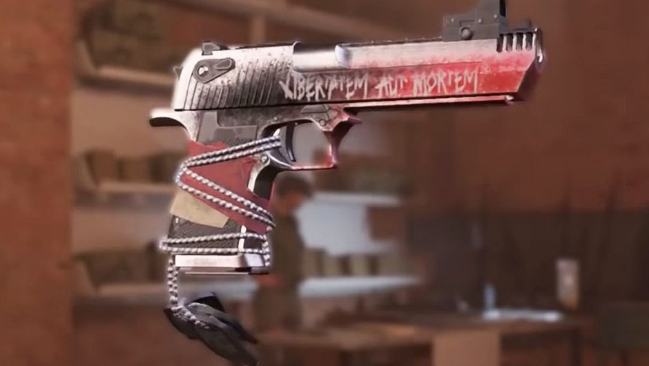 Picture of Kendra's Liberty Desert Eagle in The Division 2