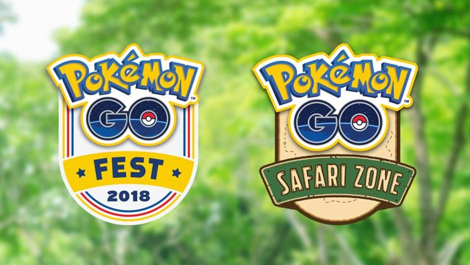 Promotional image for Pokemon GO Summer Tour 2018 events