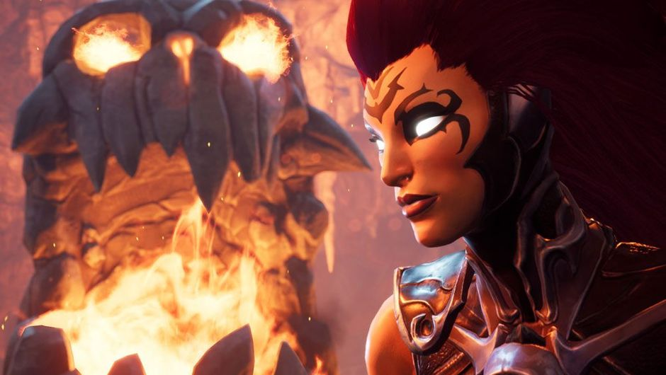 picture showing characters from darksiders 3