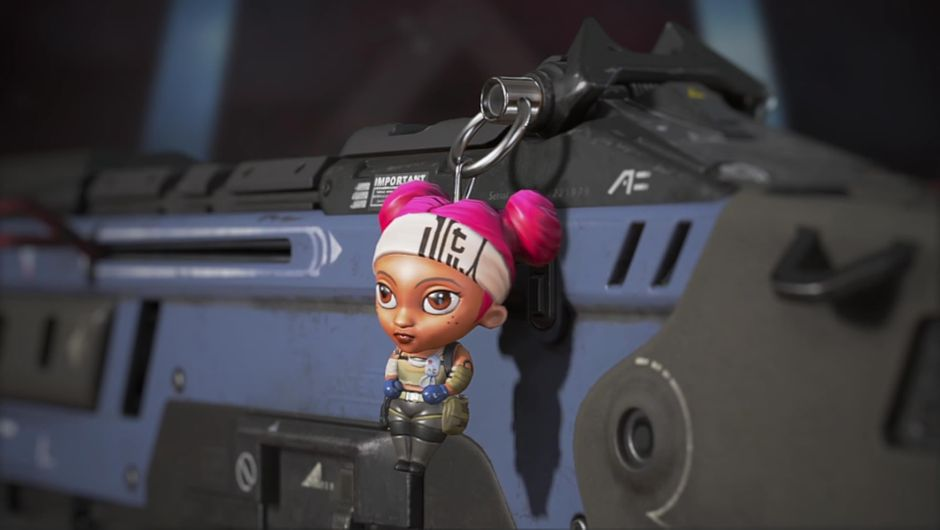 Apex Legends, Lifeline Gun Charm