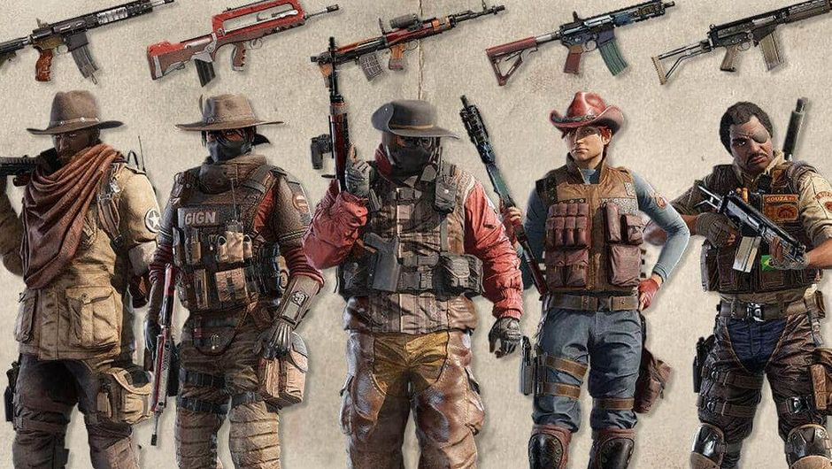 Picture of the law enforcers in Rainbow Six Siege Showdown