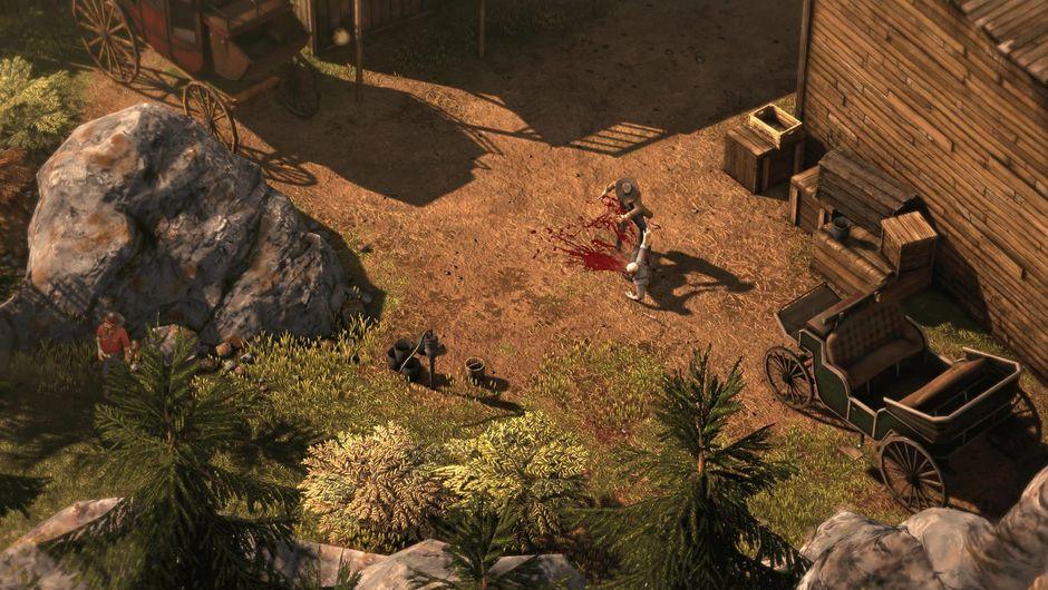 Desperados 3 Announced For Pc Ps4 And Xbox One