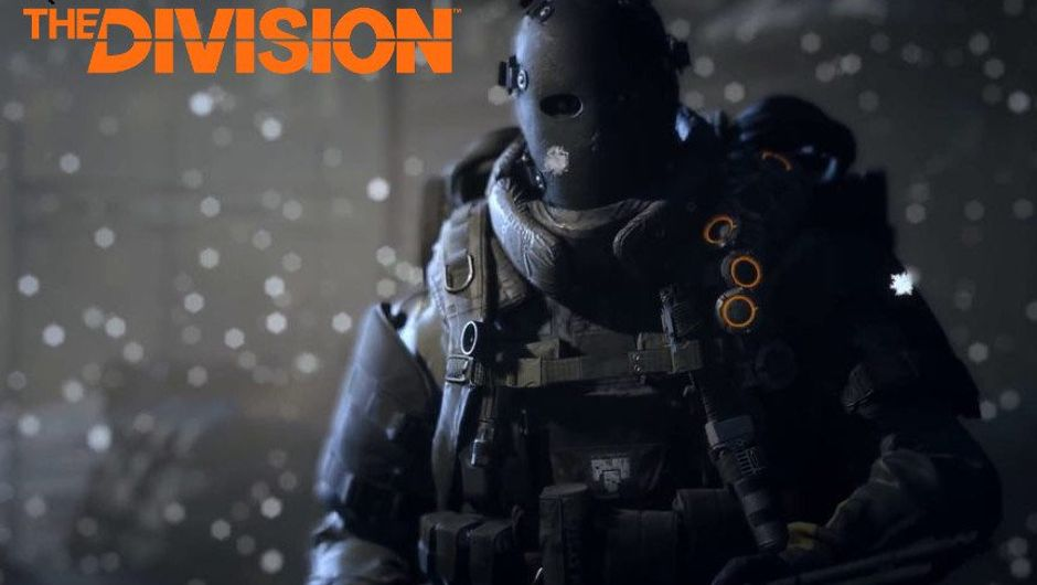 Screenshot from The Division showing a Hunter that usually lurks for easy kills in dark subways.