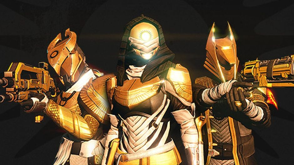 Destiny 2 - Trials of Osiris armour